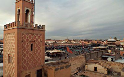 Primer día en Marrakech: más perdidos que el barco del arroz