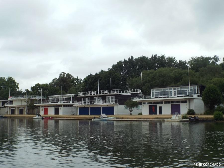 caseta para barcos, oxford