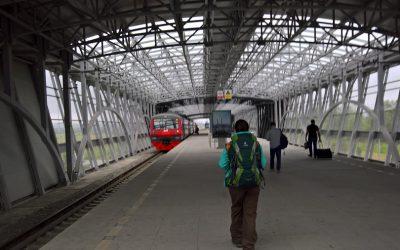 Siberia en tren: impresiones y anécdotas