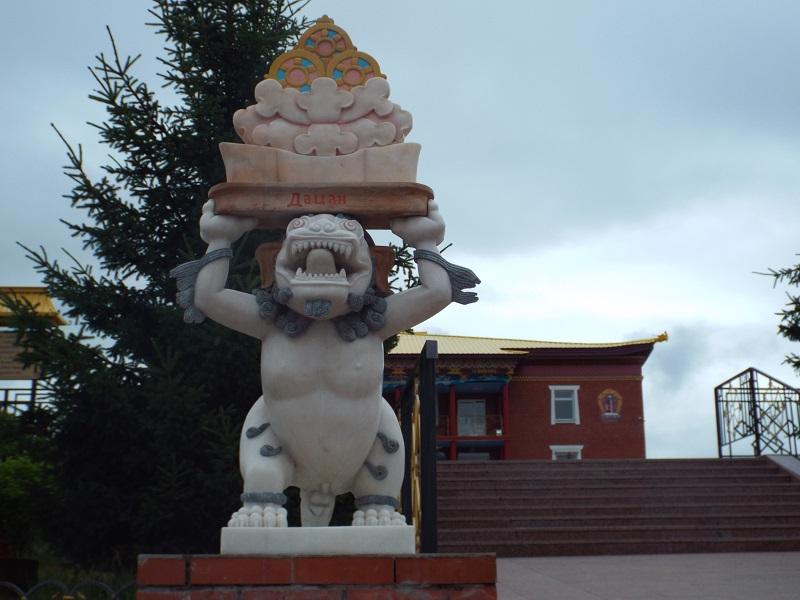 Diario de Siberia VII: Ulán-Udé, la capital de Buriatia