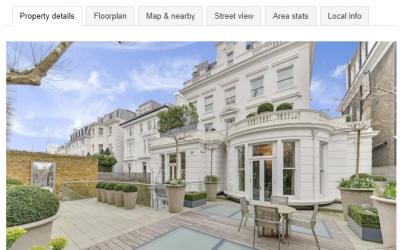 Cosas que encuentras buscando casa en Londres