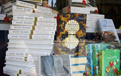 Ruta por las librerías de Oxford