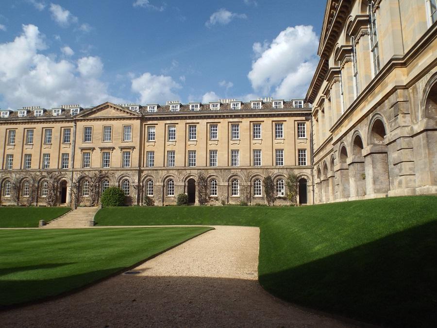 Worcester College, Universidad de Oxford - destacado