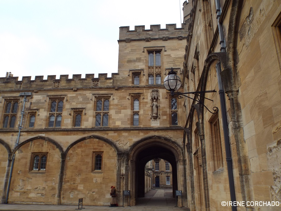 El Oxford de Alicia_Christ Church