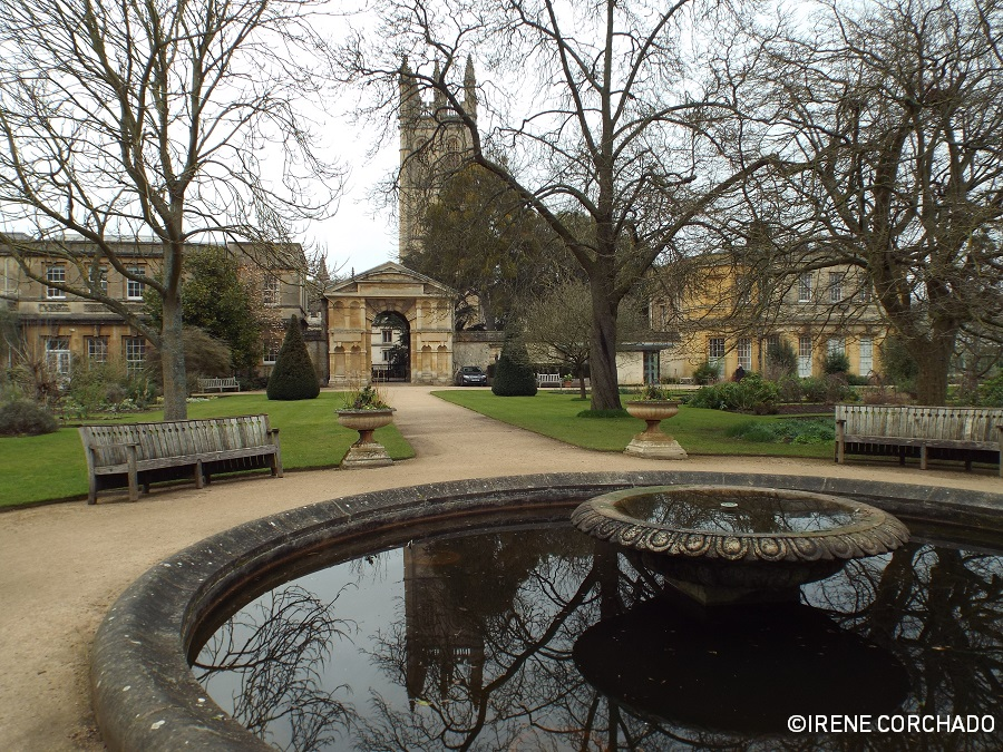 El Oxford de Alicia_Oxford Botanic Garden
