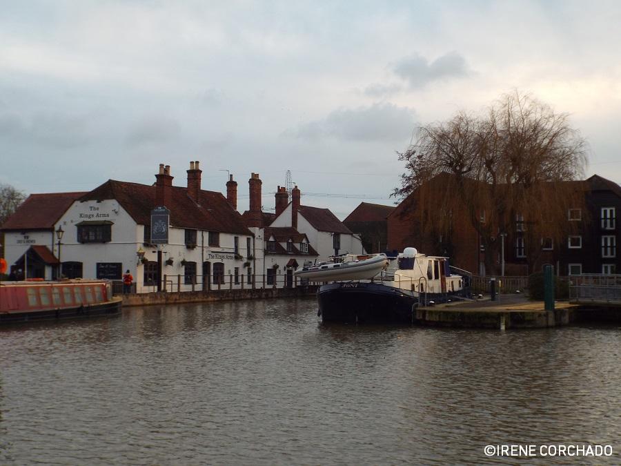 El Oxford de Alicia_Sandford-on-Thames